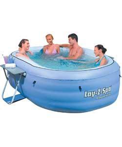 Lay-Z-Spa Premium Series Inflatable Hot Tub 6 person £399.99 @ Argos