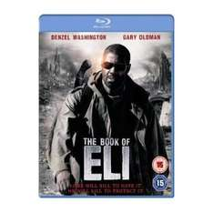 The Book of Eli [Blu-ray] - £5.99 Delivered @ HMV & Amazon UK