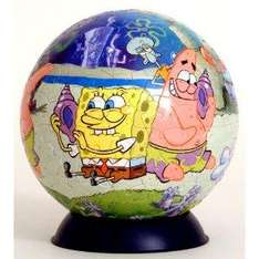 Ravensburger SpongeBob Squarepants puzzleball 240 piece £5.99 Dispatched from and sold by Fun Collectables through Amazon