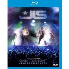 JLS - Only Tonight : Live from London [Blu-ray] - £4.82 @ Amazon