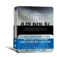 Band of Brothers Blu ray(6 Disc's)(USED!) £12 @CEX
