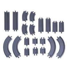 Diecast Chuggington Straight and Curved Track Pack @ Amazon. 4.76
