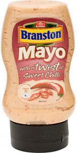 Branston Mayo, Brown Sauce & Ketchup all just £1 @ Asda