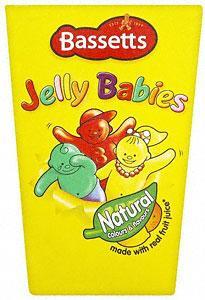 Bassett's Jelly Babies (600g) was £4.00 now £1.97 @ Sainsburys