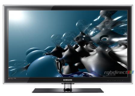 "SAMSUNG UE40C5100QWXXU - 40"" Series 5 Ultra Slim Full HD 1080p LED TV - £439 Delivered @ RGB Direct"