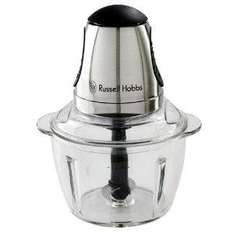 Russell Hobbs Mini Food Processor with Glass Chopping Bowl £7.50 Instore Only @ Tesco
