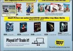 All chart blu rays 2 for £22 @ best buy fri 27th to mon 30th may