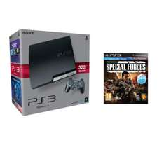SONY PS3 Slim Console (320GB) + SOCOM: Special Forces - £232.00 @ Currys