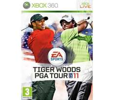 Tiger Woods PGA Tour Golf 11 on Xbox - £9.97 @ Currys