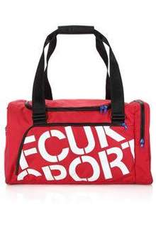 FCUK Body Fitness Bag half price only £14.00 delivered @ French Connection
