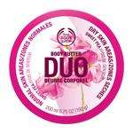 New DUO 200ml Baby Butters (rrp £12.50) @ Body Shop £7.50 delivered