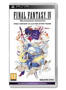 Final Fantasy IV: The Complete Collection (PSP) - £9.99 Delivered @ Game / Amazon