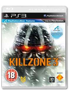 Killzone 3 (PS3) - £19.99 Delivered @ Game