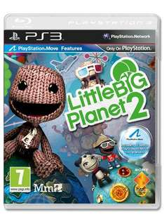 Little Big Planet 2 £19.99 Delivered @ Gamestation & Game