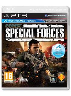 Socom Special Forces £24.99 @ Game.co.uk