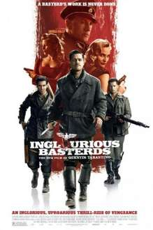 Inglourious Basterds Poster £1.79 Delivered @ Play.com