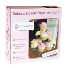 Proteam Ho1950 Bakers Dozen Cup Cake Stand in stock now! - £3.55 Delivered @ Amazon