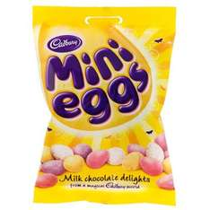 Cadbury mini eggs 360g £1 at Poundland