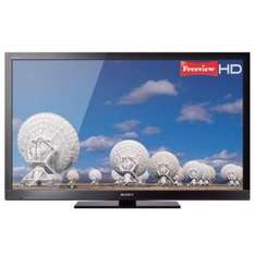 Sony Centres - Sony KDL-46HX803, 2x 3D Glasses (TDG-BR250) and 3D Transmitter AND 5 Year Sony Warranty! - £799.99