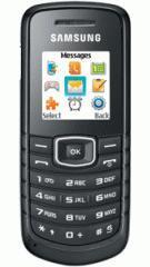 Orange PAYG Samsung E1080, £10 top up & 1p for the handset!