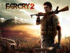 Farcry 2 + DLC and Farcry £3.74 @ Steam