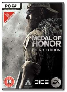 Medal Of Honor: Tier 1 Edition (PC) - £9.99 Delivered @ Game
