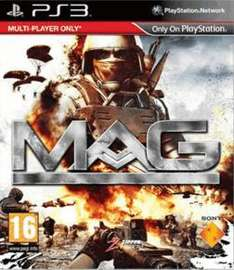 MAG PS3 only £5.99 @ Gamestation