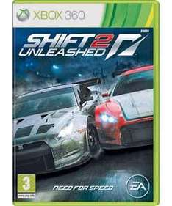 Shift 2 Xbox 360 £23.99 @Argos
