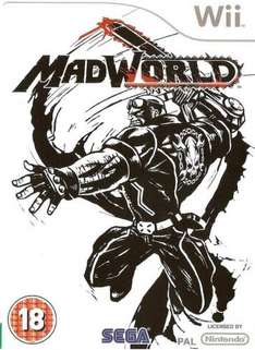 MadWorld (Wii) £2 Pre-Owned @ ASDA