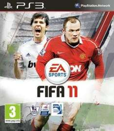 Fifa 2011 PS3/Xbox360 £15.98, PC £9.97 Delivered + 3% quidco@ Dixons (Clearance)