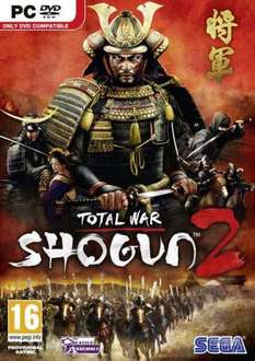 Total War: SHOGUN 2 - £20.09 save 33% @ STEAM