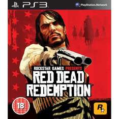 Red Dead Redemption (PS3) - £13.99 Delivered @ GAME & Amazon UK
