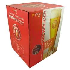 Brew Buddy Home Brew Starter Kit for £20.80 + 3% Quido + 200 Clubcard Points from Tesco Direct