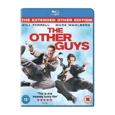 The Other Guys (Blu-ray) - £6.99 Delivered @ BlahDVD