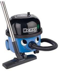 Blue Henry vacuum - £71.99 Friday, Saturday and Sunday @ Homebase using 20% OFF voucher in-store only