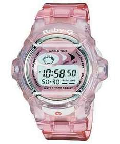 Baby G Casio watch, Pink and Blue availiable £21.99 @ Argos ebay - down from £59.99