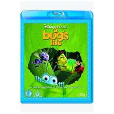 A Bug's Life (Blu-ray) - £7.99 Delivered @ Bee