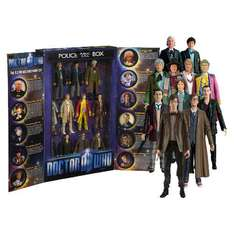 Dr Who 11 Doctor Action Figure Set £29.97 @ Tesco Direct