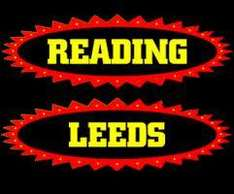 £100 off 2 weeking camping tickets for Leeds/Reading or IoW festivals @ Viagogo