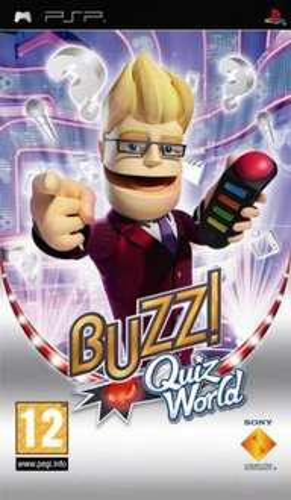 Buzz! Quiz World (PSP) - £5.00 @ HMV (Instore)