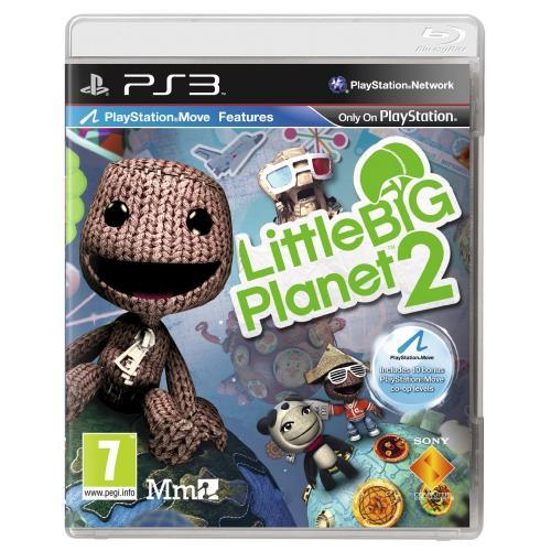 LittleBigPlanet 2 (PS3) - £19.49 Delivered @ Amazon