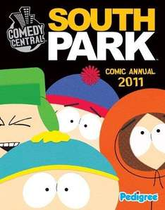 South park 2011 annual £1 instore in asda