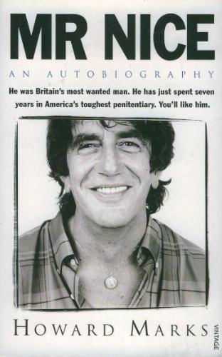 Mr Nice by Howard Marks (paperback) £2.16 @ amazon