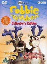 Robbie The Reindeer Collector's Edition - Hooves of Fire/Legend of the Lost Tribe [DVD] £4.99 delivered @ bee.com