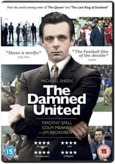 The Damned United DVD £2.48 at Choices