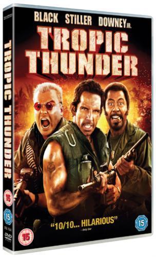 Tropic Thunder (DVD) 99p at Choices