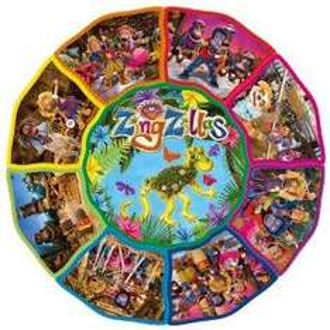 Zingzillas 10 in a Box Jigsaw £3.72 del @ Amazon