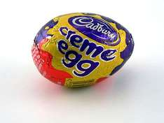 6 Creme Eggs 74p on clearance @ Co-op
