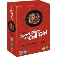 Secret Diary of A Call Girl - Series 1-4 DVD Boxset £17.85 (£16.07 using code) delivered @ Zavvi