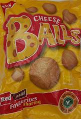 Cheese Balls 125g Red Mill - 19p @ B&M